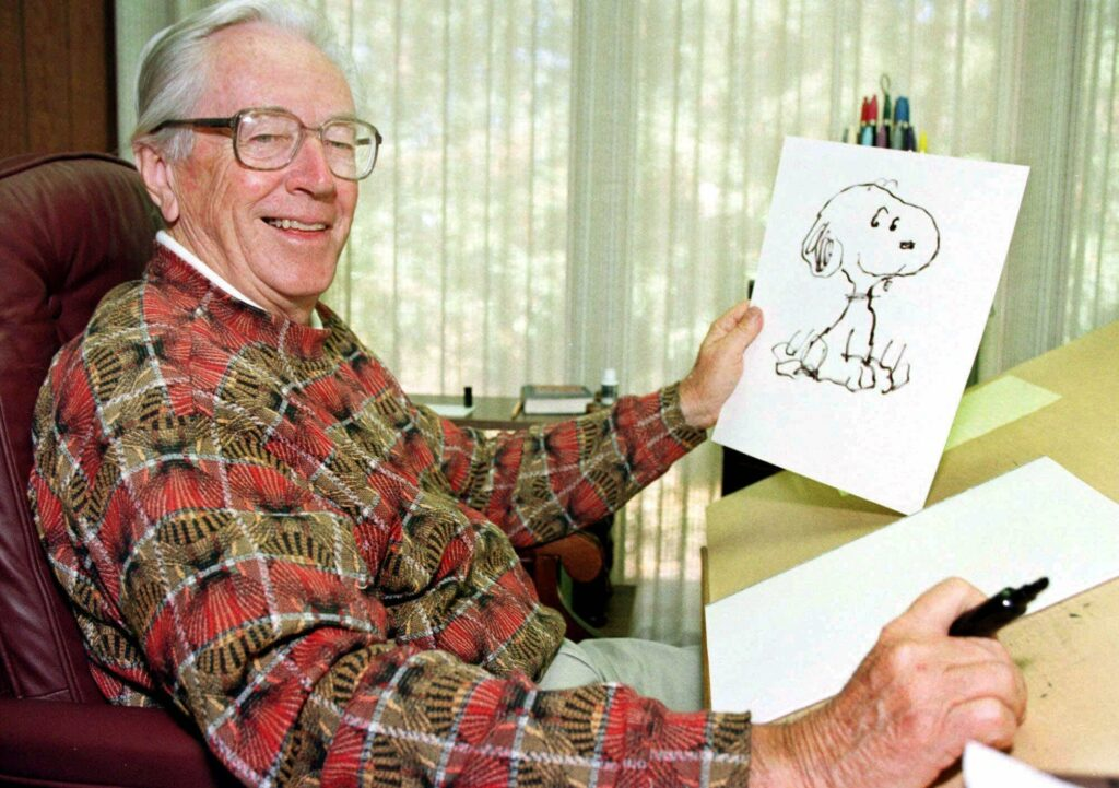 The Charles Schulz Philosophy